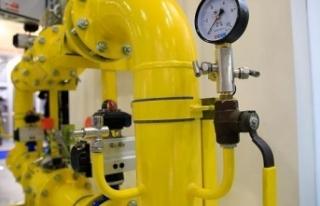 Kuzey Akım 2'nin ilk hattı gazla doldurulmaya...