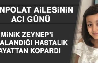 Minik Zeynep'i Yakalandığı Hastalık Hayattan...