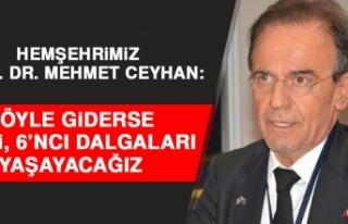 Prof. Dr. Mehmet Ceyhan: Böyle Giderse 5'inci,...