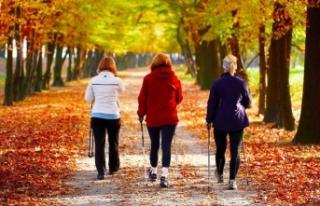 Sağlıklı yaşamın ilk adımı: Yürüyüş