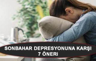 Sonbahar Depresyonuna Karşı 7 Öneri