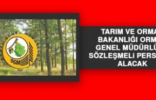 Tarım ve Orman Bakanlığı Orman Genel Müdürlüğü...