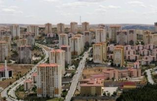 Türkiye'de 9 ayda 2 milyon 118 bin 963 gayrimenkul...