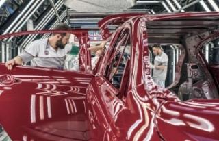 Türkiye'den 105 ülkeye binek otomobil ihraç...