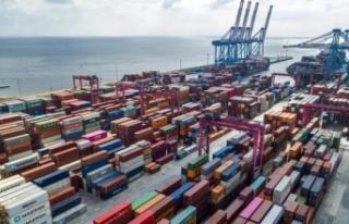 Türkiye'nin ihracatı eylülde yüzde 30 arttı