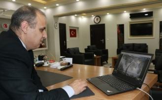 Erzincan Emniyet Müdürü Şensoy, AA'nın