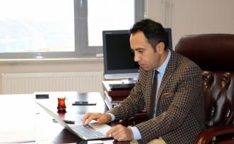 Tunceli Munzur Üniversitesi Rektörü İpek, AA'nın