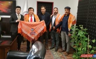 Milas Yörük Obaları Kültür Derneği'nden ziyaretler