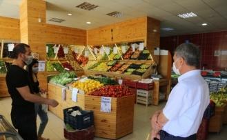 Doğu Anadolu'da Kovid-19 tedbirleri denetimi sürüyor