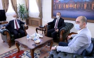 Emniyet Genel Müdürü Aktaş, Ardahan Valiliğini ziyaret etti
