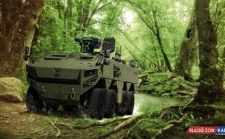 Türkiye'nin yeni zırhlı aracı Altuğ 8x8