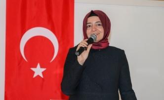 AK Parti'li Fatma Betül Sayan Kaya: