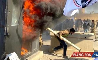 """Irak'ta Haşdi Şabi'den """"ABD'nin Askeri Üslerini Kuşatma"""" Tehdidi!"""