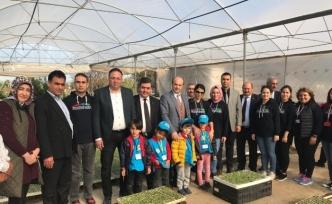 """Tarsus'ta """"Haydi Gel Köyümüze Geri Dönelim"""" projesi"""