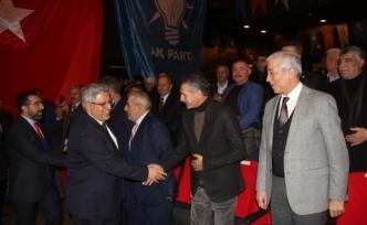 AK Parti'li Demiröz, partisinin