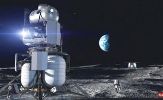NASA, Astronotları Ay'a İndirecek Kapsül İçin SpaceX ile Anlaştı