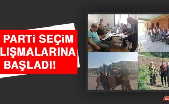 İYİ Parti Seçim Çalışmalarına Başladı