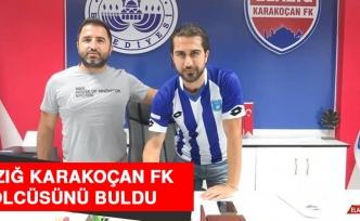 Elazığ Karakoçan FK, Golcüsünü Buldu