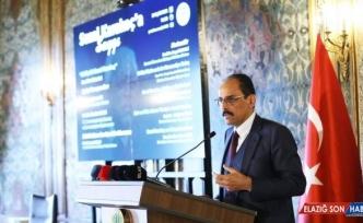 Şair ve yazar Sezai Karakoç'a fahri doktora