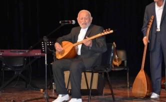 Sanatçı Ali Ercan'ın sanat hayatının 70'inci yılı kutlandı
