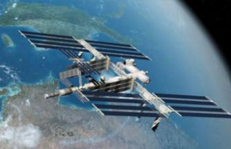Uluslararası Uzay İstasyonu'ndaki Bataryalar Değiştiriliyor