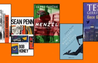 Yeni çıkan kitaplar - 21 Ekim 2019
