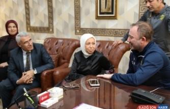 AK Parti Milletvekili Çalık'tan Yeni Malatyaspor'a ziyaret