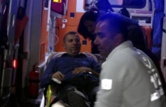 Apartman Toplantısında Kapıcı-Yönetici Kavgasında Polis Memuru Baltayla Yaralandı