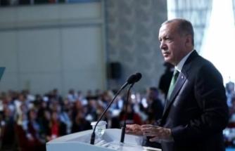 Cumhurbaşkanı Erdoğan'dan faiz indirimi müjdesi: Daha da inecek.