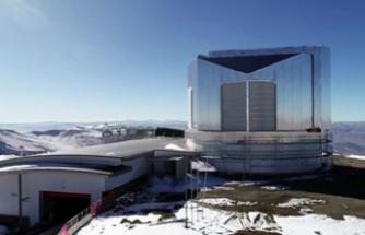 Doğu Anadolu Gözlemevi'nin Büyük Bölümü Tamamlandı