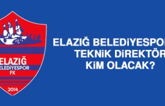 Elazığ Belediyespor'da teknik direktör kim olacak?