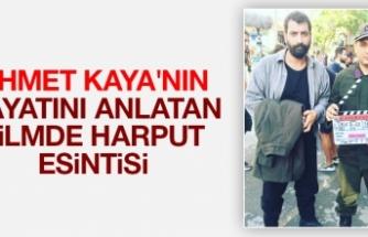 Ahmet Kaya'nın Hayat Hikayesinin Anlatıldığı Filmde Harput Esintisi