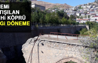 Dönemi tartışılan tarihi köprü hangi döneme ait?