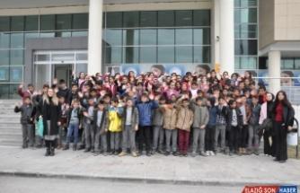 Erciş'te 'Ülkem ve Hayallerim' projesi