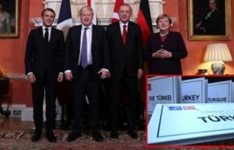Erdoğan'dan Liderlere Dikkat Çeken Hediye