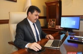 Erzincan Valisi Arslantaş, AA'nın