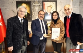 GAÜN TMDK öğrencisi Bahar Karakuş'tan büyük başarı
