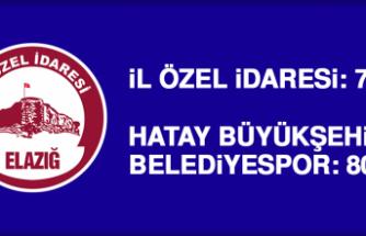 İl Özel İdaresi 79 - 80 Hatay Büyükşehir Belediyespor