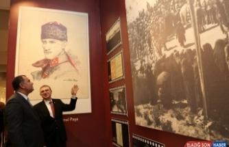 Milli Mücadele tanıklığı ÇSM'de