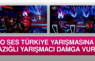 O Ses Türkiye'ye Elazığlı Yarışmacı Damga Vurdu
