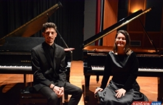 """Piyano Günleri'nde """"Duo Reditus"""" resitali"""