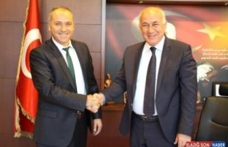 Söke Belediyesi ve Söke Tapu Müdürlüğü arasında protokol imzalandı