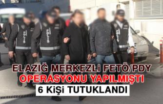 6 Kişi Tutuklandı