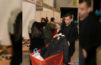 LÖSEV'in İyilik Çarşısı açıldı