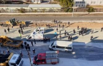 Malatya'da kamyonun altında kalan işçi öldü