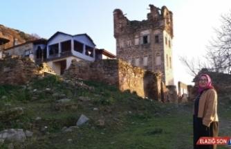 Rodoslu ustaların eseri 'Arpaz Konağı' ilgi görüyor