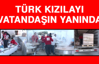 Türk Kızılayı Vatandaşın Yanında