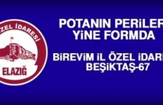Birevim İl Özel İdare 72 – 67 Beşiktaş