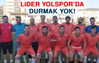 Lider Yolspor'da durmak yok!
