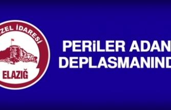 Periler, Adana Deplasmanında